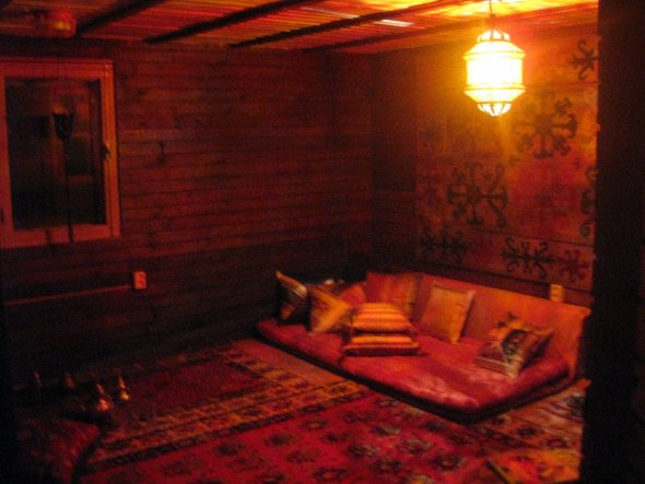 Hobbyraum 'das Teehaus'