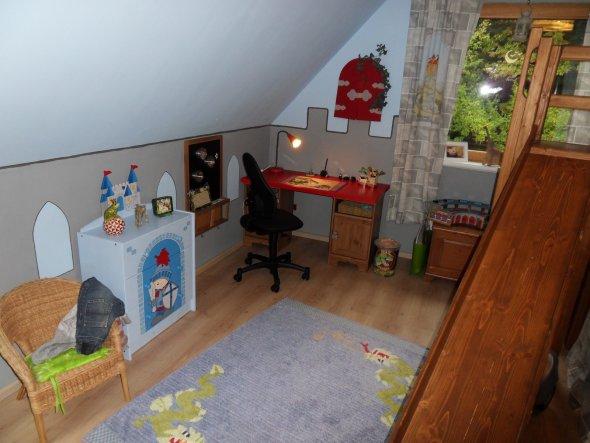 Kinderzimmer 'Kinderzimmer Ritter'
