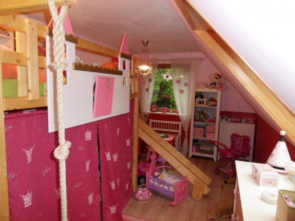 Kinderzimmer 'Kinderzimmer Prinzessin'