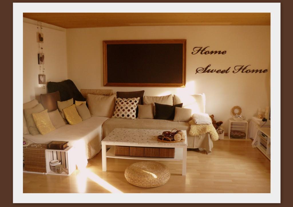 wohnzimmer 39 im wohnzimmer 39 cherrys domizil zimmerschau. Black Bedroom Furniture Sets. Home Design Ideas