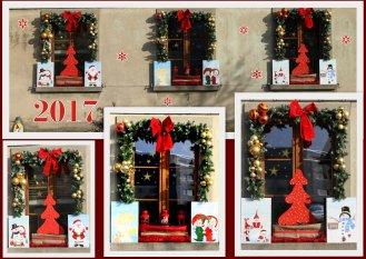 Weihnachtsfenster