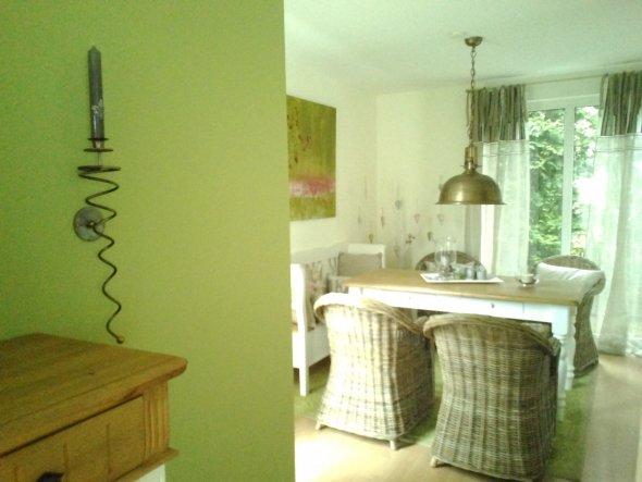 Esszimmer Esszimmer in neuen Farben - happy - Zimmerschau