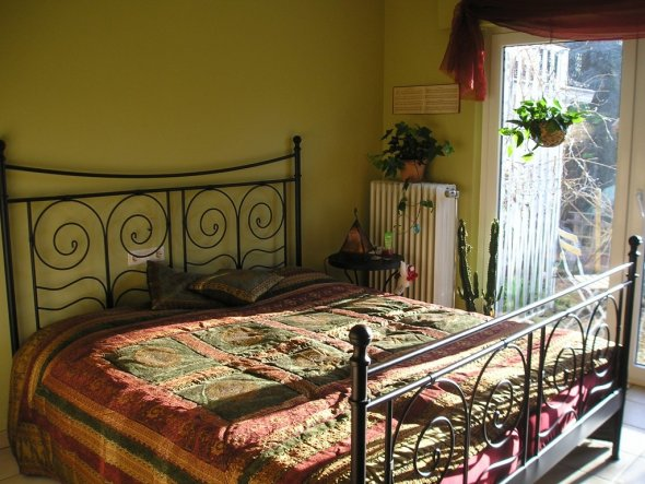 Schlafzimmer 'schlafzimmer' - Mein Domizil - Zimmerschau Schlafzimmer Olivgrn