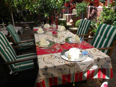 Garten 'Gartenwohnzimmer'