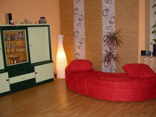 kuscheliges Wohnzimmer