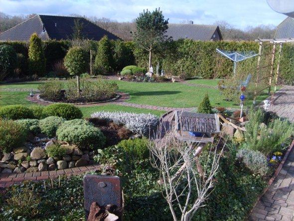 Garten 'Gartentraum'