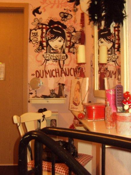 Kinderzimmer 'Beautyfarm meiner Tochter'