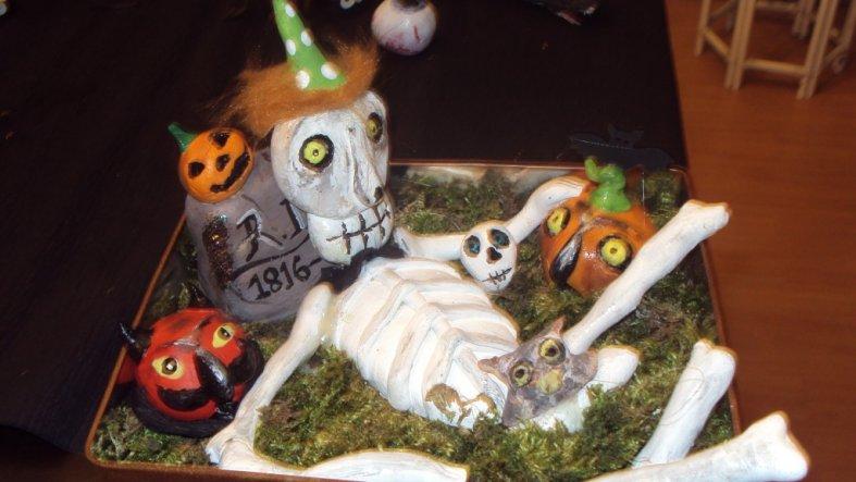 zimmerdeko halloween deko 39 halloween 2010 39 basteln basteln und nochmal