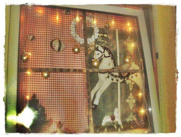 Weihnachtsdeko 'Weihnachtsbasteleien 2012'