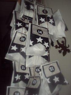 Weihnachtsbasteleien 2012