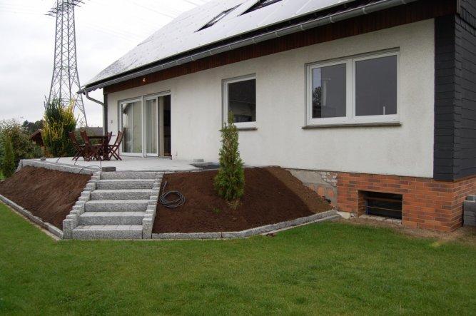 terrasse balkon 39 terrassengestaltung 39 unser zu hause. Black Bedroom Furniture Sets. Home Design Ideas