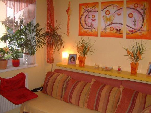 Wohnzimmer 'Wohnzimmer' - Meine Wohnung/ Brunn - Zimmerschau