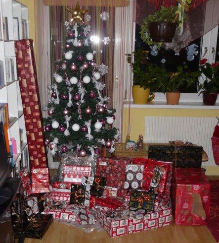 Weihnachtsdeko meine wohnung brunn von albdreamgirl 19838 zimmerschau - Weihnachtsdeko wohnung ...