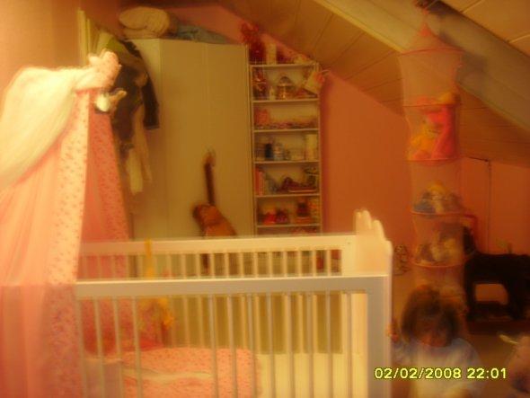 Kinderzimmer 'Prinzessin-Traum'