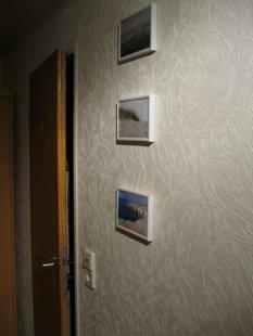 Unser kleiner Flur / Ankleidezimmer