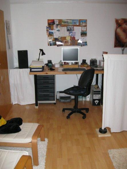 Esszimmer 'Ess-/Arbeitszimmer'