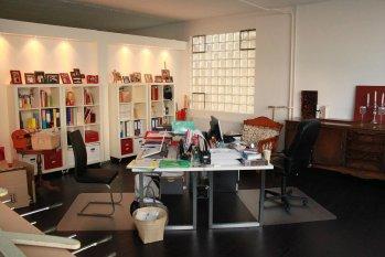 Arbeitszimmer / Büro 'offene büroecke'