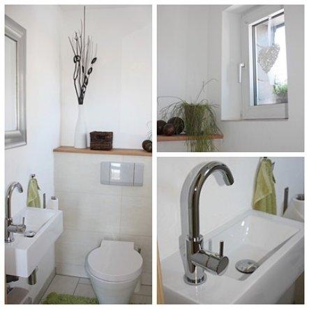 Bad Gäste-WC - WohnLUST ♡ - Zimmerschau