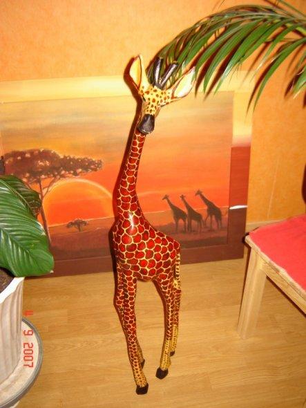 wohnzimmer afrika style:Wohnzimmer 'Wohnzimmer' – Mein Domizil – Zimmerschau