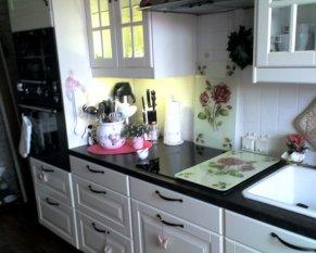 Küchenaufbau