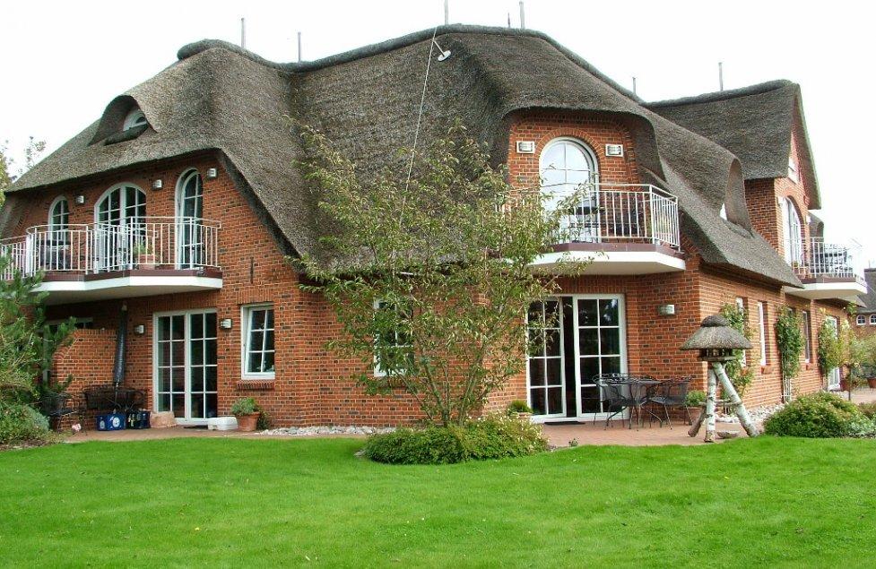 Das Haus von Außen von Goetz