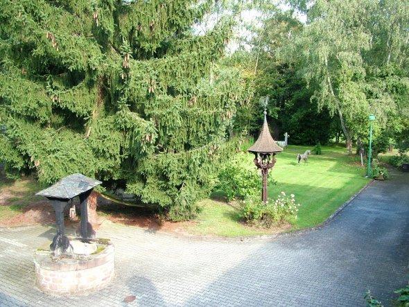 Garten 'Viel Grün drumrum'