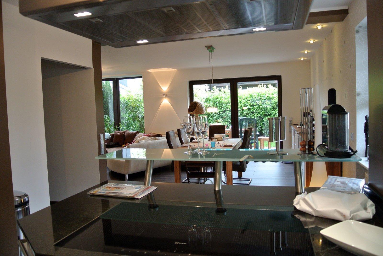 K che 39 offene k che 39 luis home zimmerschau - Offene wohnkuche mit wohnzimmer ...