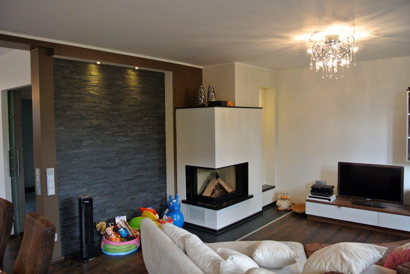 Esszimmer Im Wohnzimmer - Design