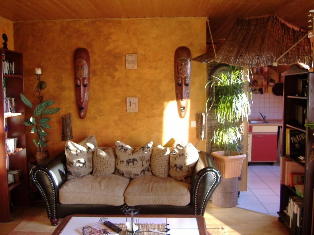 Wohnzimmer wohnen mal anders von freedomwriter 2221 for Schlafzimmer afrika style