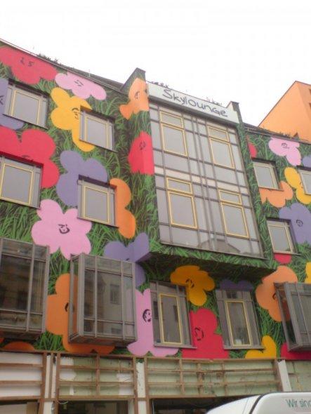 Hausfassade / Außenansichten 'Front'
