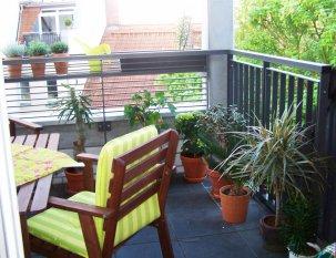 Terasse/Balkon