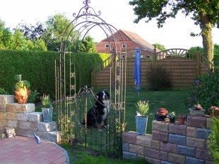 Unser Garten 2009