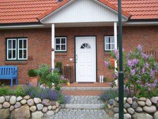 Unser Eingang