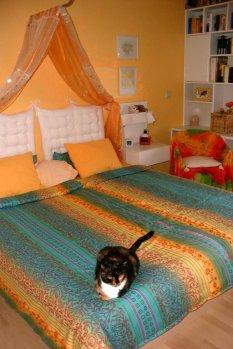 Retro 'Schlafzimmer'