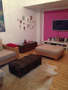 Exotisch 'Wohnzimmer'
