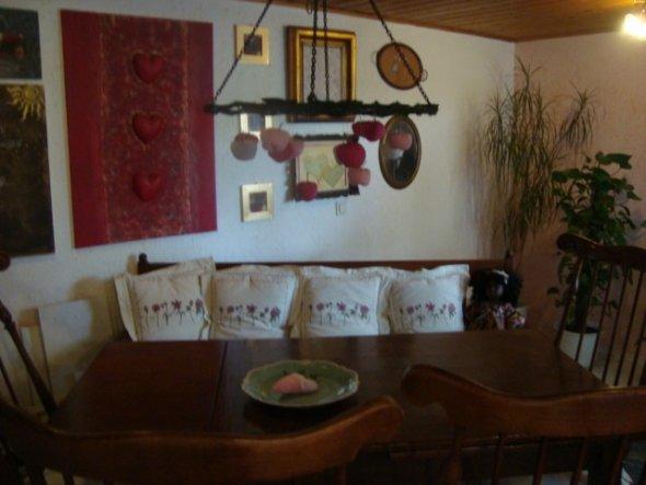 Wohnzimmer 'Essecke 2010'
