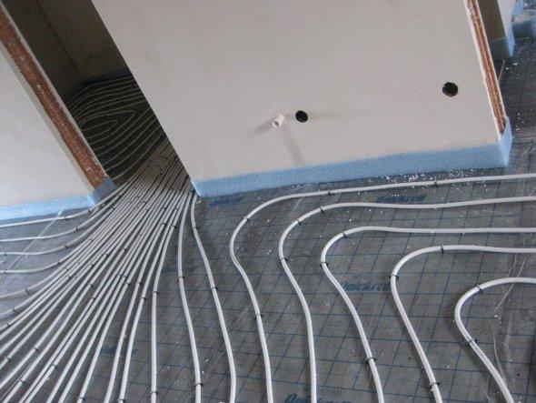 Hausfassade / Außenansichten 'Rohbau '