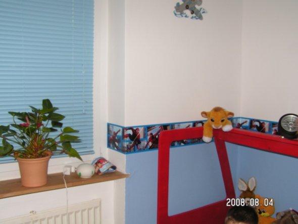 Schlafzimmer 39 kinderschlafzimmer 39 katjad zimmerschau for Zimmer umstellen