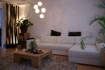 Wohnzimmer 39 wohn und esszimmer 39 unser zuhause zimmerschau for Pflanzen im wohnzimmer