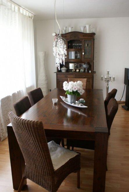 esszimmer mein domizil von kripsi 1786 zimmerschau. Black Bedroom Furniture Sets. Home Design Ideas