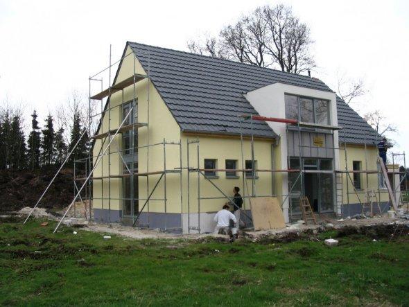 Hausfassade Aussenansichten Unser Traum Von Sonja684 2605