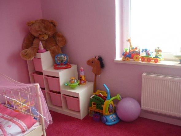Kinderzimmer 'Mädchentraum '