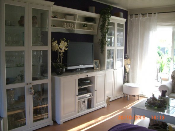 Wohnzimmer Ikea Einrichten Landhaus Sideboard