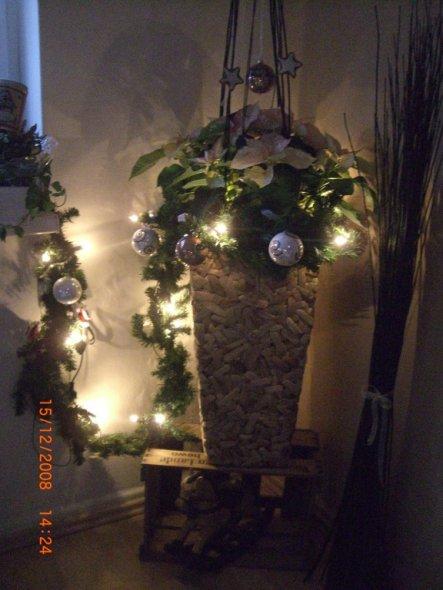 Weihnachtsdeko 'Weihnachten in der Küche'