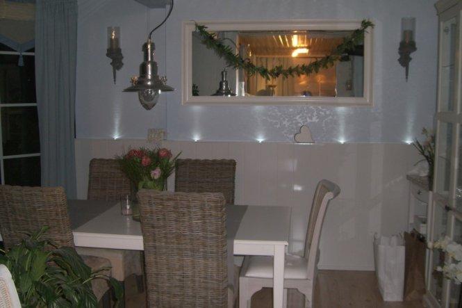 Wohnzimmer 'Essecke /Erker'