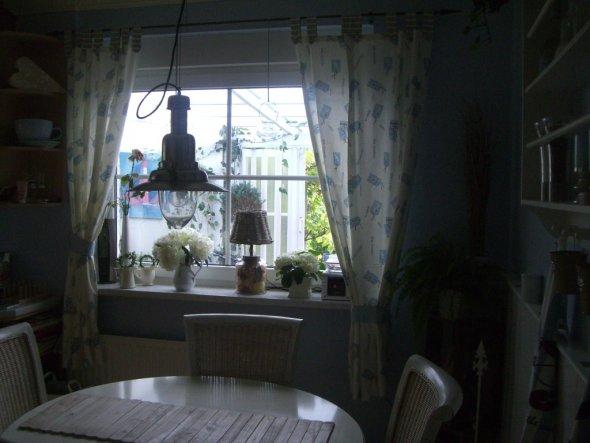 k che 39 neue k chenfarbe 39 unser haus zimmerschau. Black Bedroom Furniture Sets. Home Design Ideas