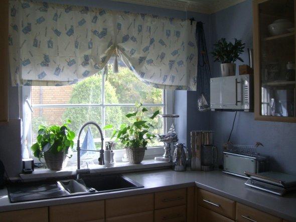 Küche 'Neue Küchenfarbe'