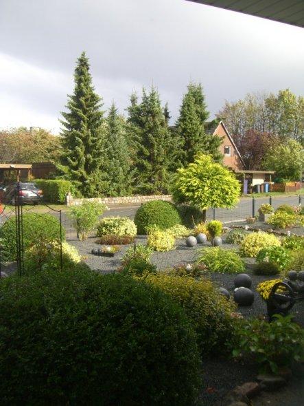 Garten 'Der Vorgarten '