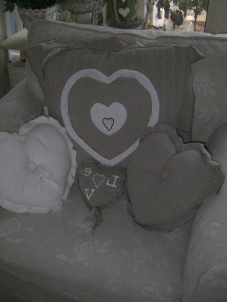Wohnzimmer 'Herzenssachen'