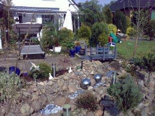 Etwas vom Garten